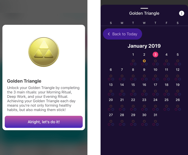 Make Your Daily Routine Easier With The Golden Triangle (Apple Only